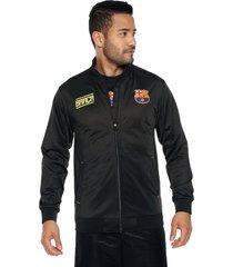 chaqueta negro barcelona