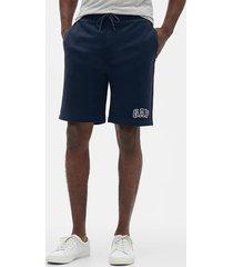 pantaloneta azul gap