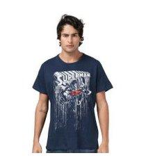camiseta bandup superman melting color