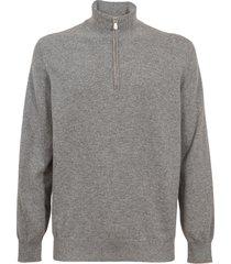 brunello cucinelli pure cashmere sweater