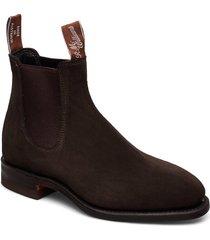 macquarie g shoes chelsea boots brun r.m. williams