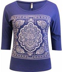 blusa pau a pique 34 silk