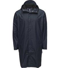 coat regenkleding blauw rains