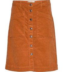 sc-bailey kort kjol orange soyaconcept