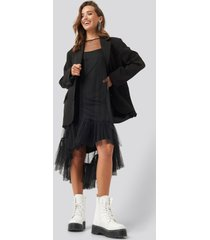 sisters point epis dress - black