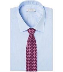 cravatta su misura, lanieri, firenze seta viola, quattro stagioni