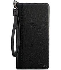 nassau slg leather travel wallet