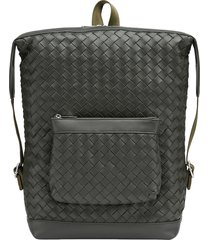 bottega veneta bottega veneta braided backpack