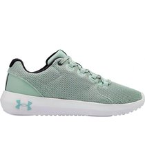 zapatilla verde under armour w riple 2.0