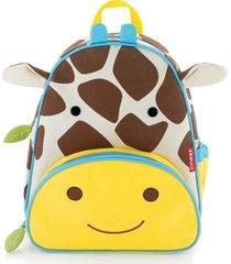 mochila infantil skip hop zoo girafa