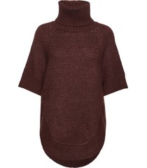helow sweater top turtleneck polotröja röd marciano by guess