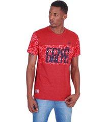 camiseta ecko especial vermelha