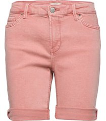 shorts woven shorts denim shorts rosa esprit casual