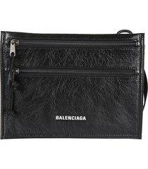 balenciaga shoulder strap handbag
