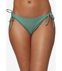 women's mina saltwater solids bottom women's swimsuit