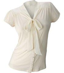 camicetta in maglina (bianco) - bodyflirt