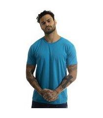 camiseta arimlap azul turquesa lisa