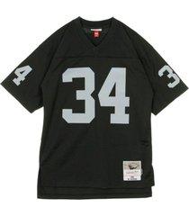 american football tunic nfl legacy jersey bo jackson no34