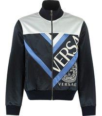 versace turtleneck sweatshirt