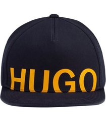 hugo boss hat with logo