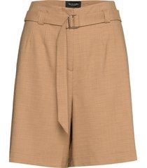 6253 - aileen high short shorts flowy shorts/casual shorts beige sand