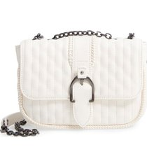longchamp amazone quilted leather crossbody bag -