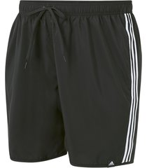 badshorts classic-length 3-stripes swim shorts