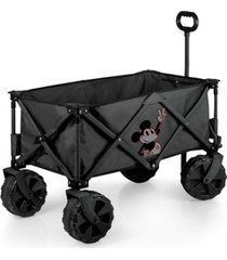 oniva by picnic time mickey mouse adventure wagon elite all terrain
