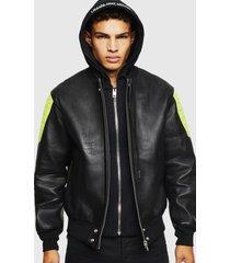 chaqueta l brando jacket negro diesel