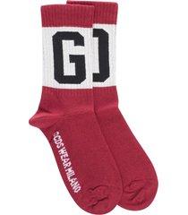 gcds band logo socks