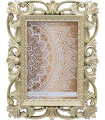 porta retrato minas de presentes 1 foto 10x15cm dourado - dourado - dafiti