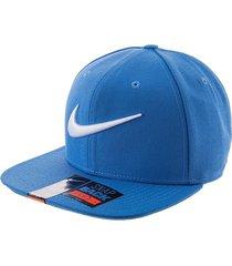 gorra azul nike swoosh
