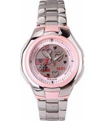 reloj casio kcaslcf-10d-4a-gris