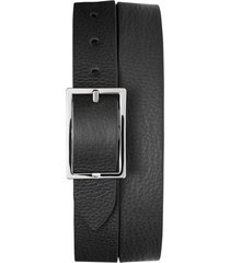 men's shinola reversible leather belt