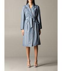 giorgio armani coat giorgio armani coat in dressing gown nappa leather