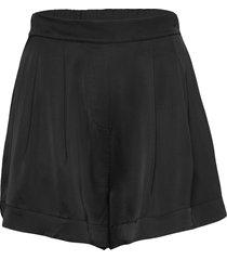 2nd caitlyn shorts flowy shorts/casual shorts svart 2ndday