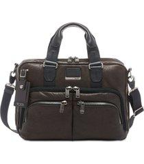 tumi men's alpha bravo slim briefcase