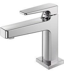 torneira para lavatório de mesa bica baixa lift cromada