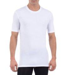 men's tommy john cool cotton crewneck undershirt, size xx-large - white