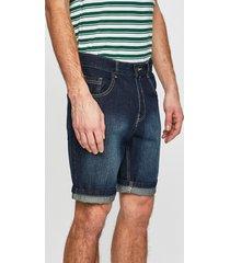 brave soul - szorty jeansowe