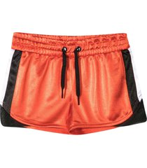 dkny teen shorts with application