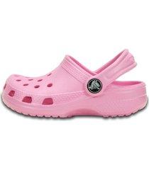crocs crocs classic clog rosa