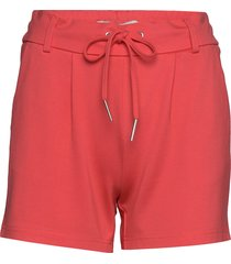 onlpoptrash easy shorts noos shorts röd only