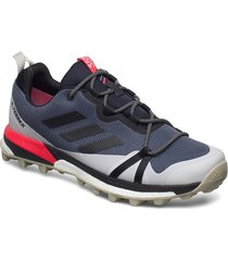 terrex skychaser lt gtx shoes sport shoes outdoor/hiking shoes blå adidas performance
