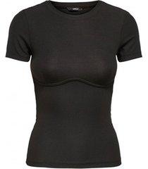 blouse only onlgigi s/s jrs 15200175