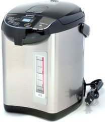 tiger electric water boiler and warmer, 4.0 liter