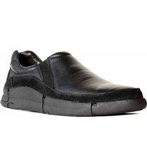zapato negro briganti anatomic clásico