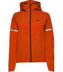 eva jacket outerwear sport jackets orange kari traa