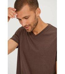 t-shirt karl v-neck