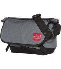 manhattan portage medium quick-release messenger bag